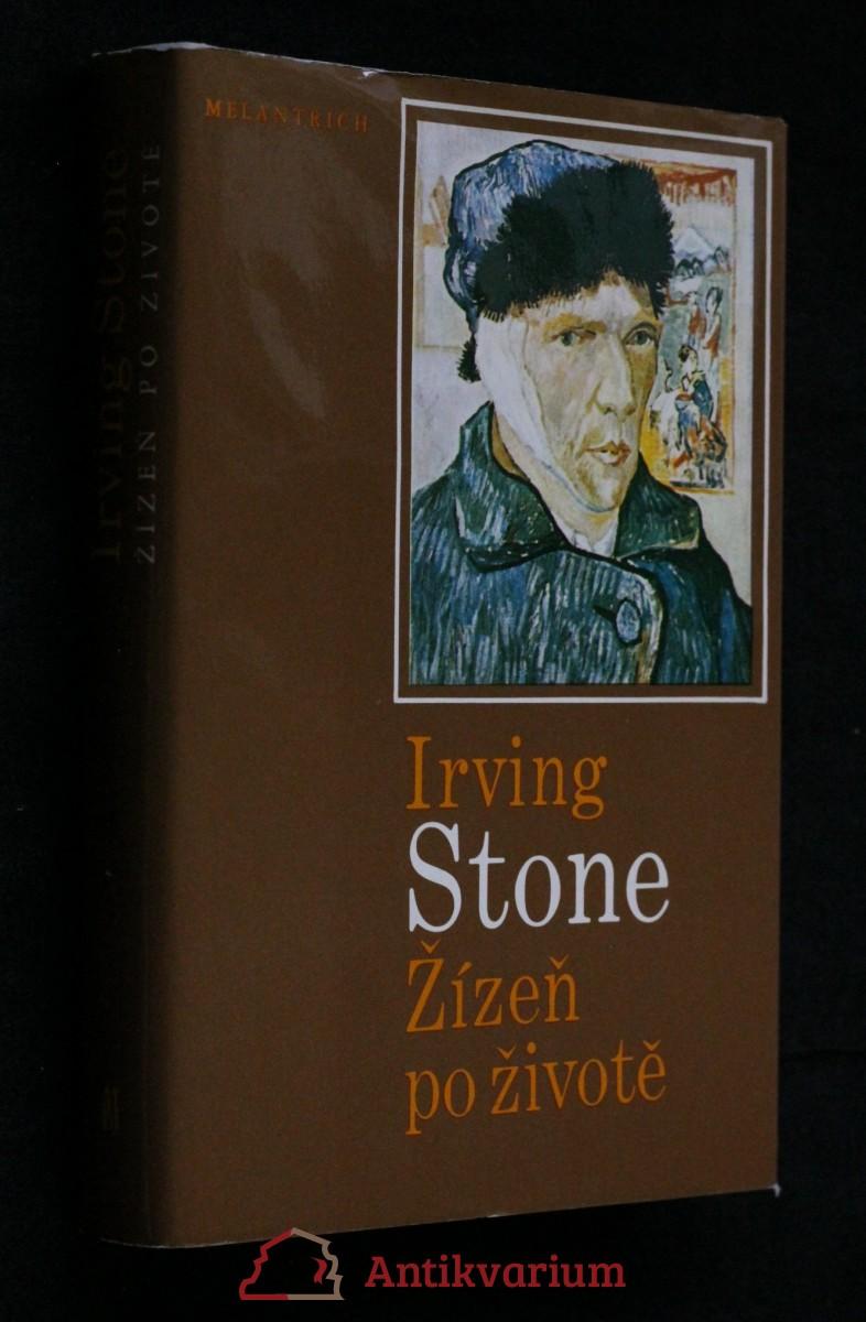 Žízeň po životě : román o Vincentu van Goghovi