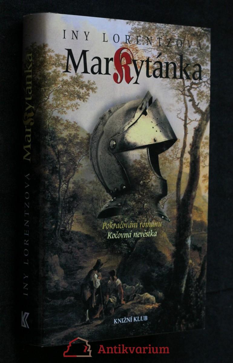 Markytánka : pokračování románu Kočovná nevěstka