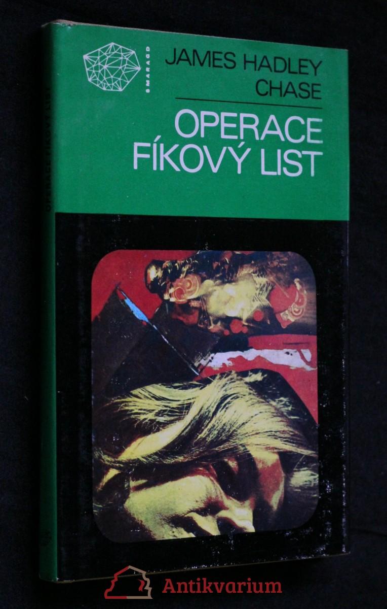 Operace Fíkový list