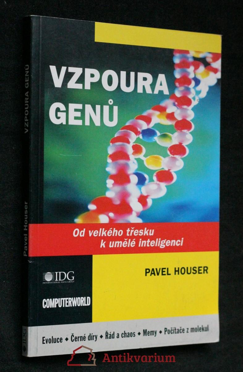 Vzpoura genů : od velkého třesku k umělé inteligenci