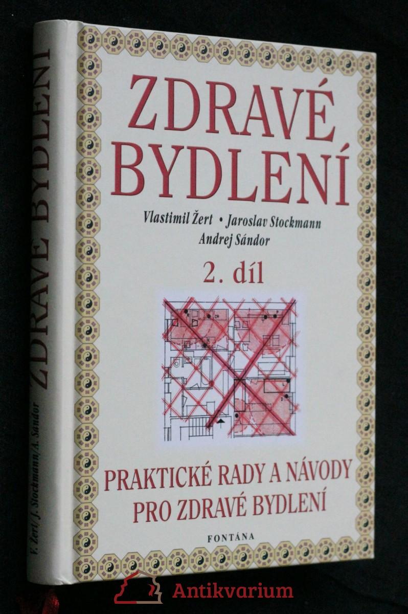 antikvární kniha Zdravé bydlení, 2000-2003