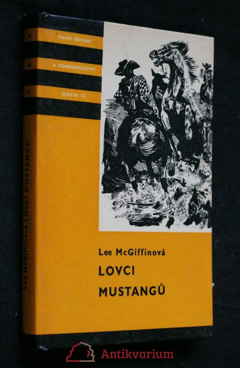 Lovci mustangů