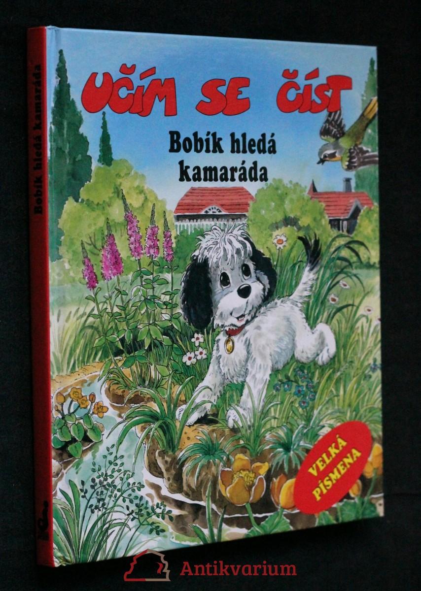 antikvární kniha Bobík hledá kamaráda, 1998?