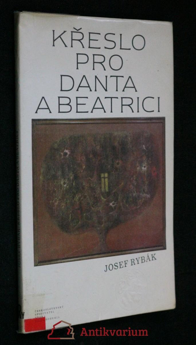 Křeslo pro Danta a Beatrici