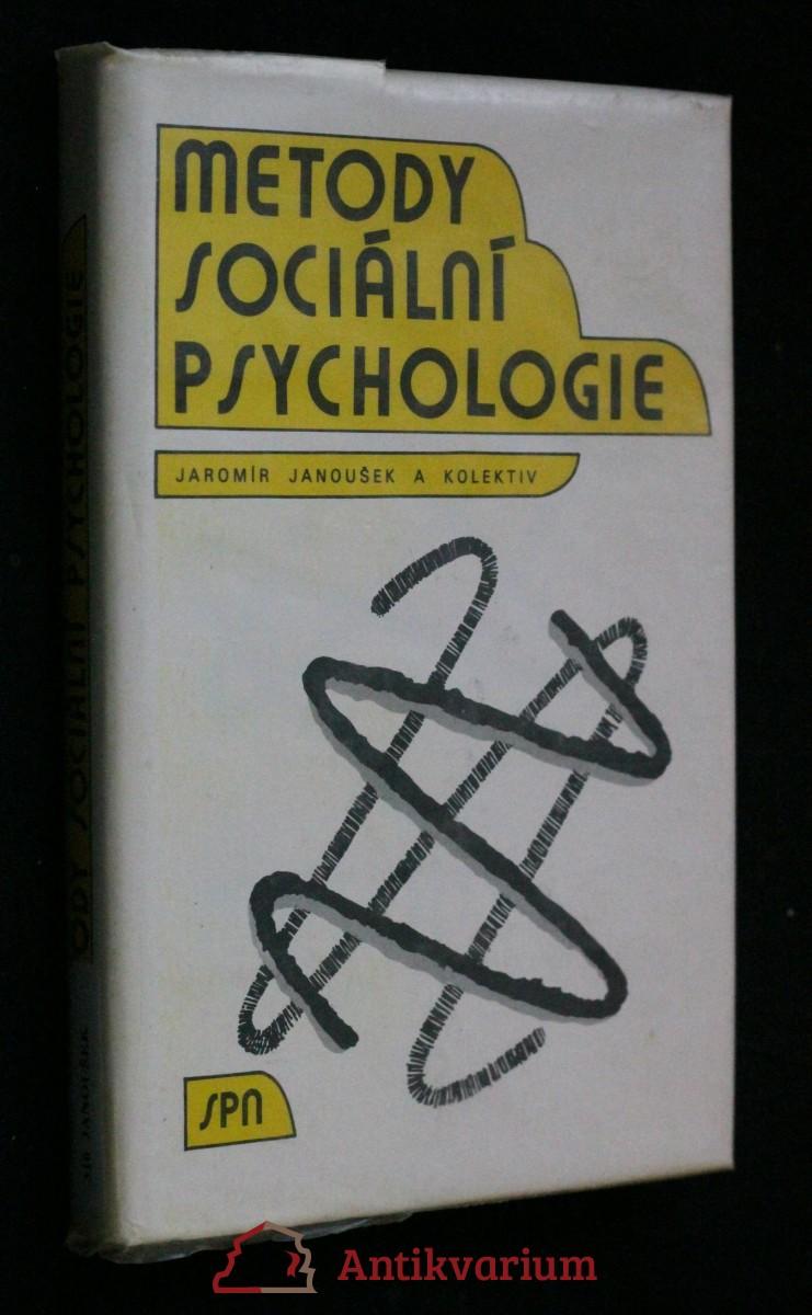 Metody sociální psychologie