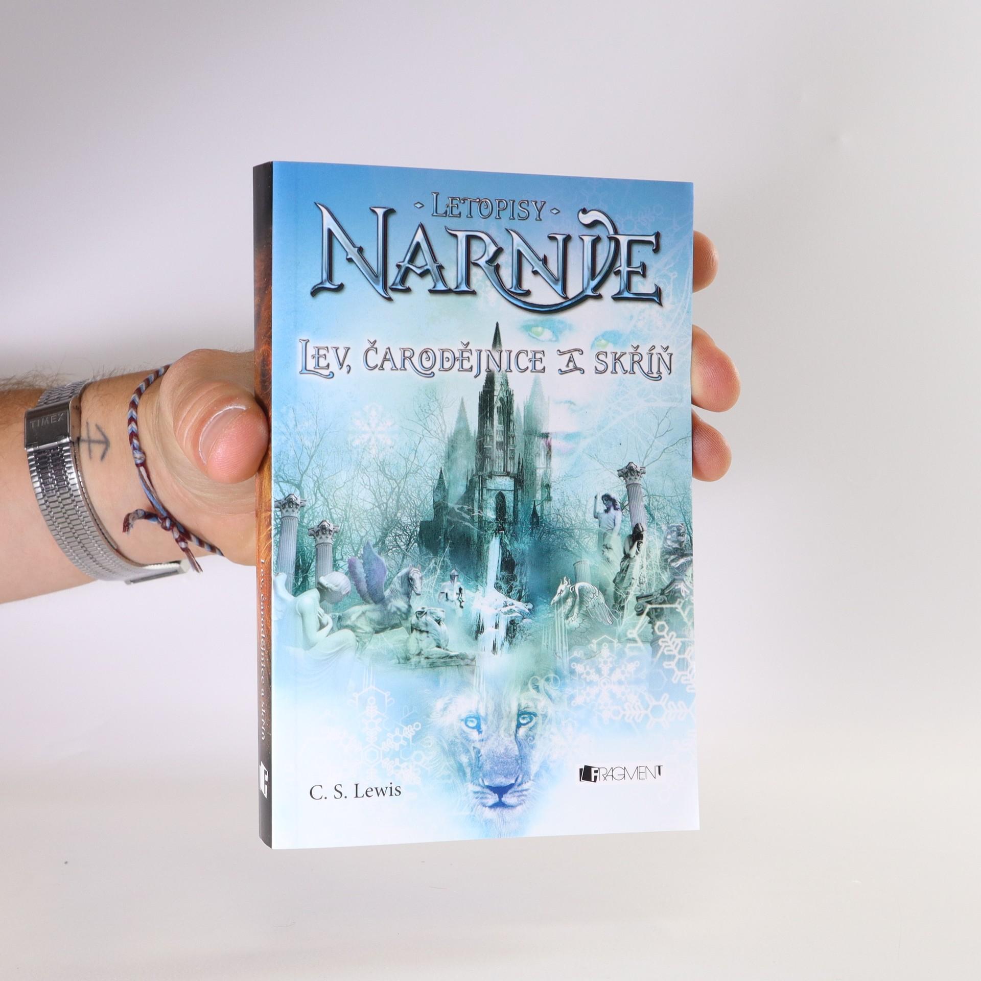 antikvární kniha Letopisy Narnie. Lev, čarodějnice a skříň, 2006