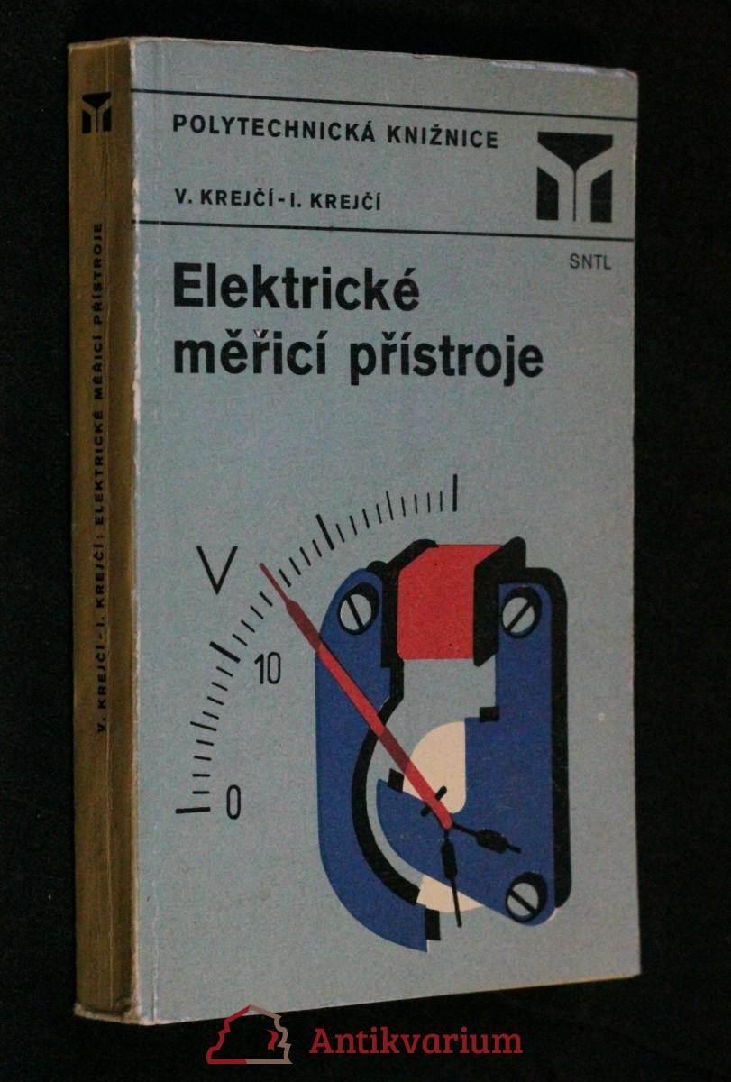 Elektrické měřicí přístroje