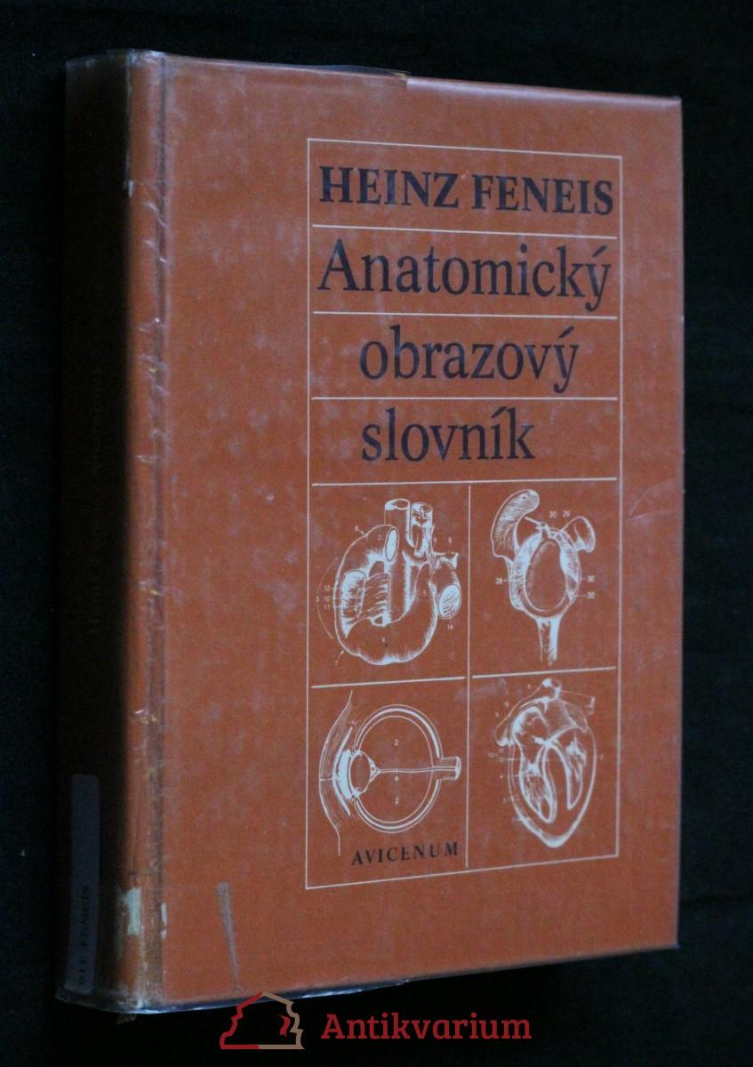Anatomický obrazový slovník : čtvrté, přepracované vydání