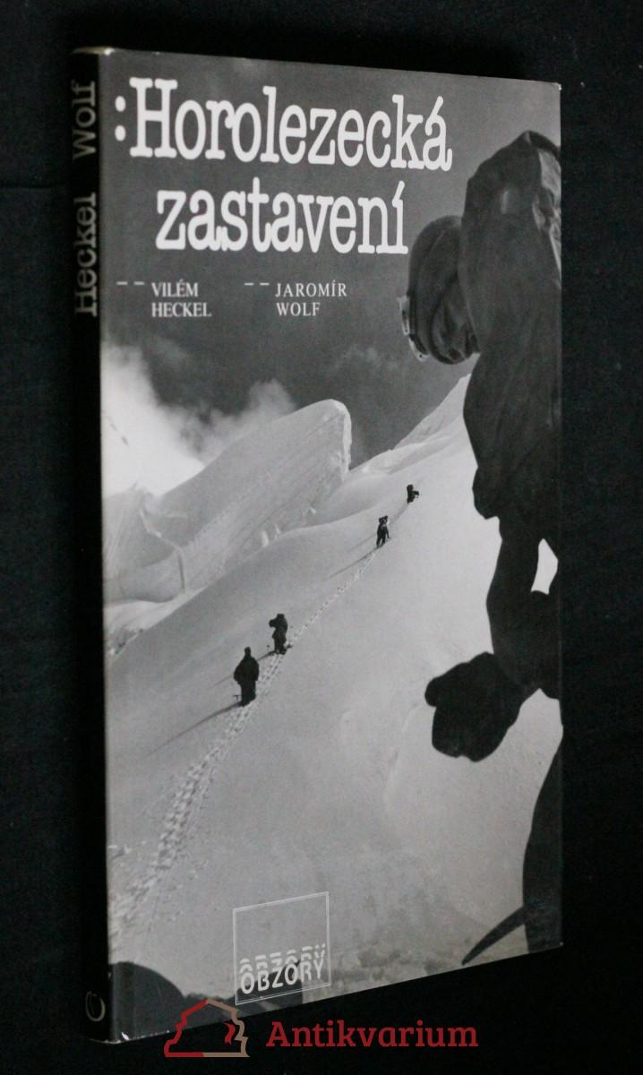 Horolezecká zastavení : [fot. publ.]