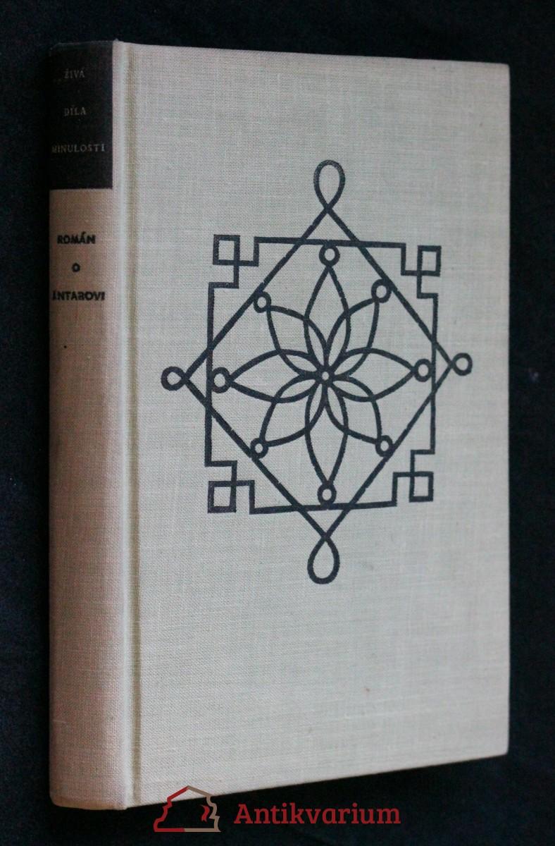 Román o Antarovi : staroarabská romance