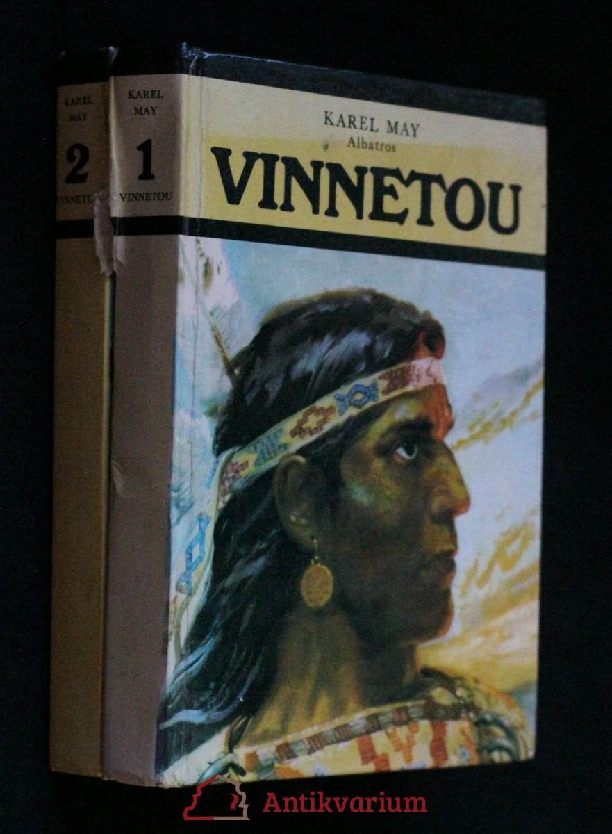 Vinnetou, 2 svazky