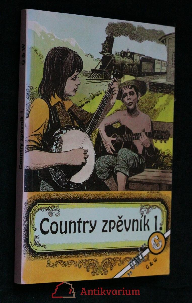 Country zpěvník.