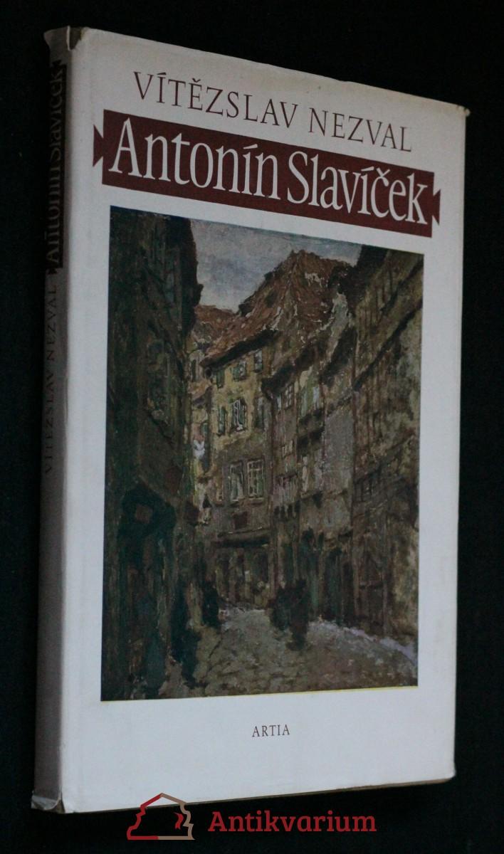 Antonín Slavíček : a great Czech painter
