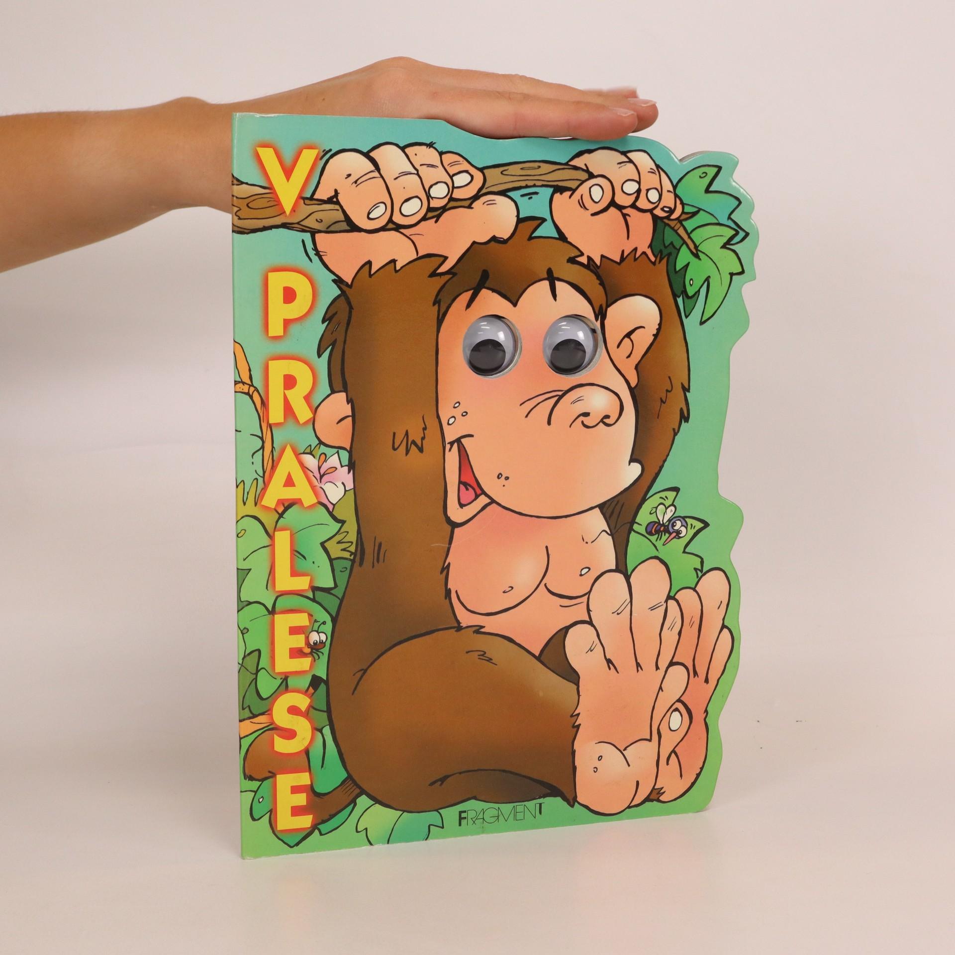 antikvární kniha V pralese, 2004