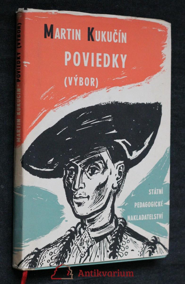 antikvární kniha Poviedky : výber, 1959