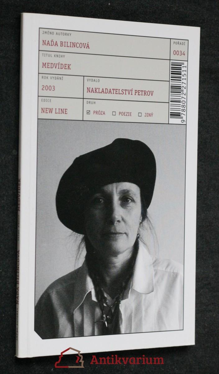antikvární kniha Medvídek, 2003