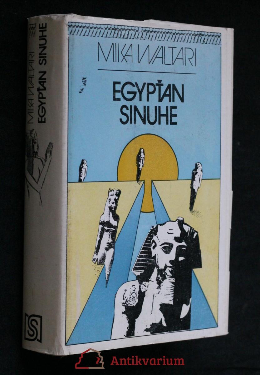 Egypťan Sinuhe (Slovensky)