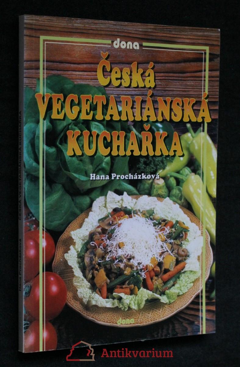 Česká vegetariánská kuchařka