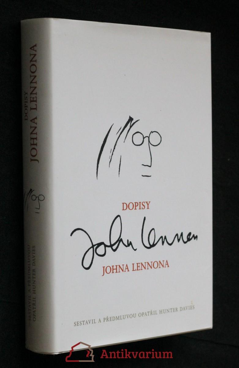 Dopisy Johna Lennona