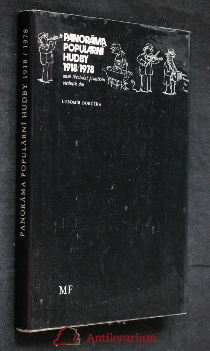 Panoráma populární hudby 1918/1978