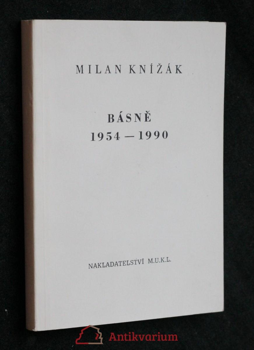 Básně 1954-1990