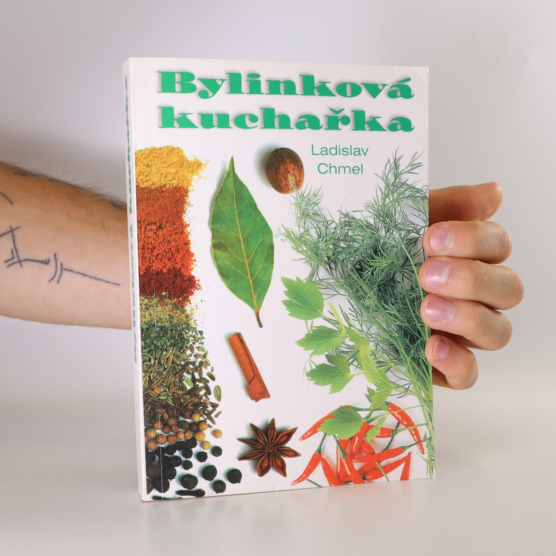 antikvární kniha Bylinková kuchařka, 2005