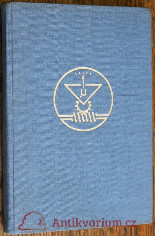 antikvární kniha Technische feinmessgerate, neuveden