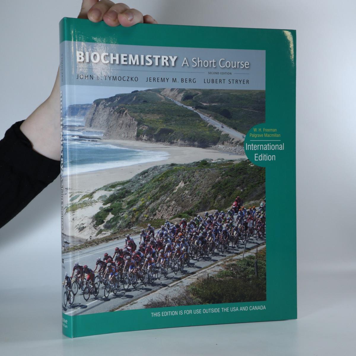 antikvární kniha Biochemistry. A Short Course., 2013