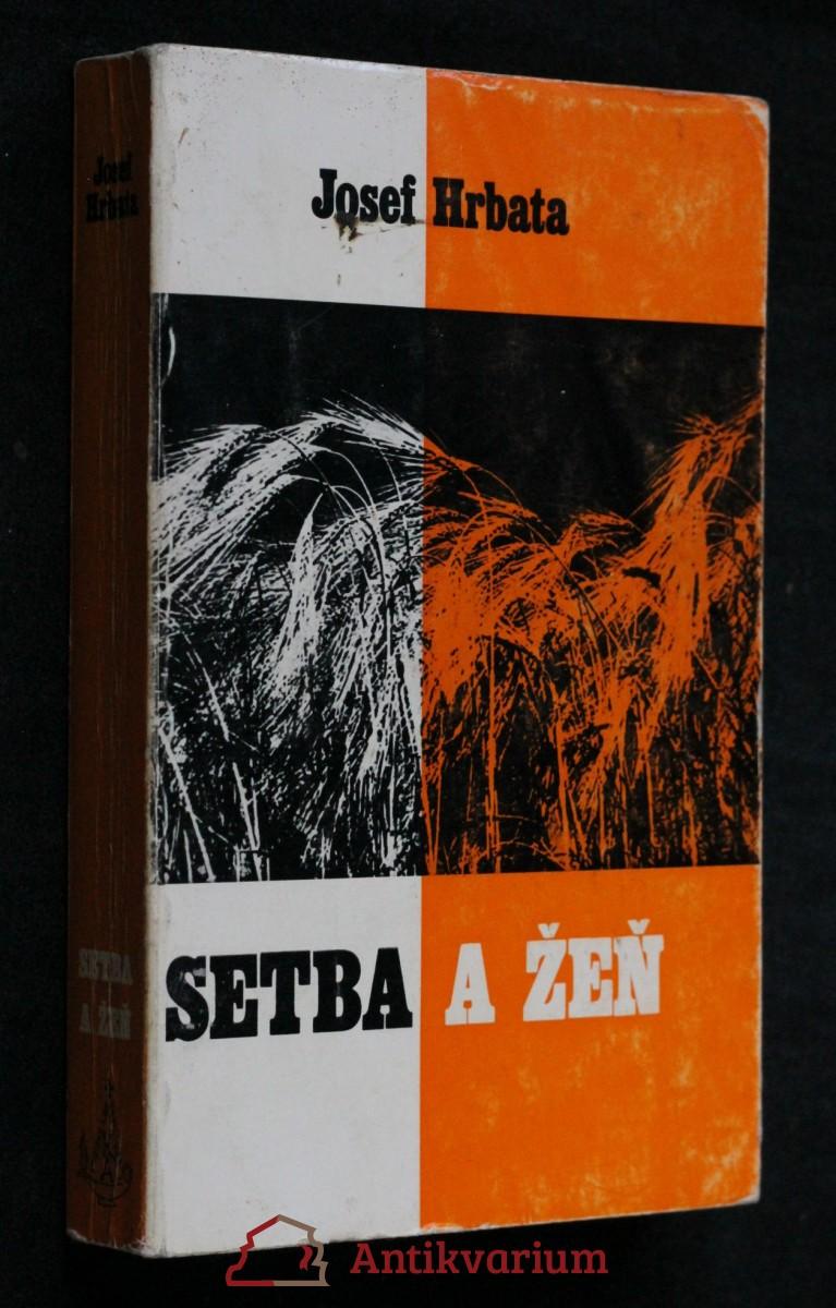 antikvární kniha Setba a žeň, 2. díl: Moudrost shůry, 1977