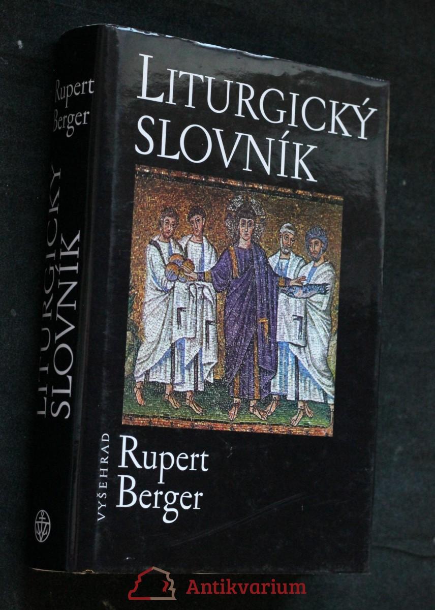 Liturgický slovník
