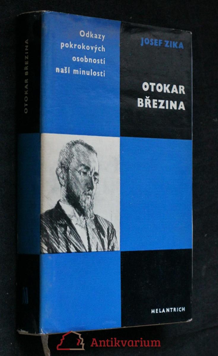 Otokar Březina : [studie s ukázkami z díla]