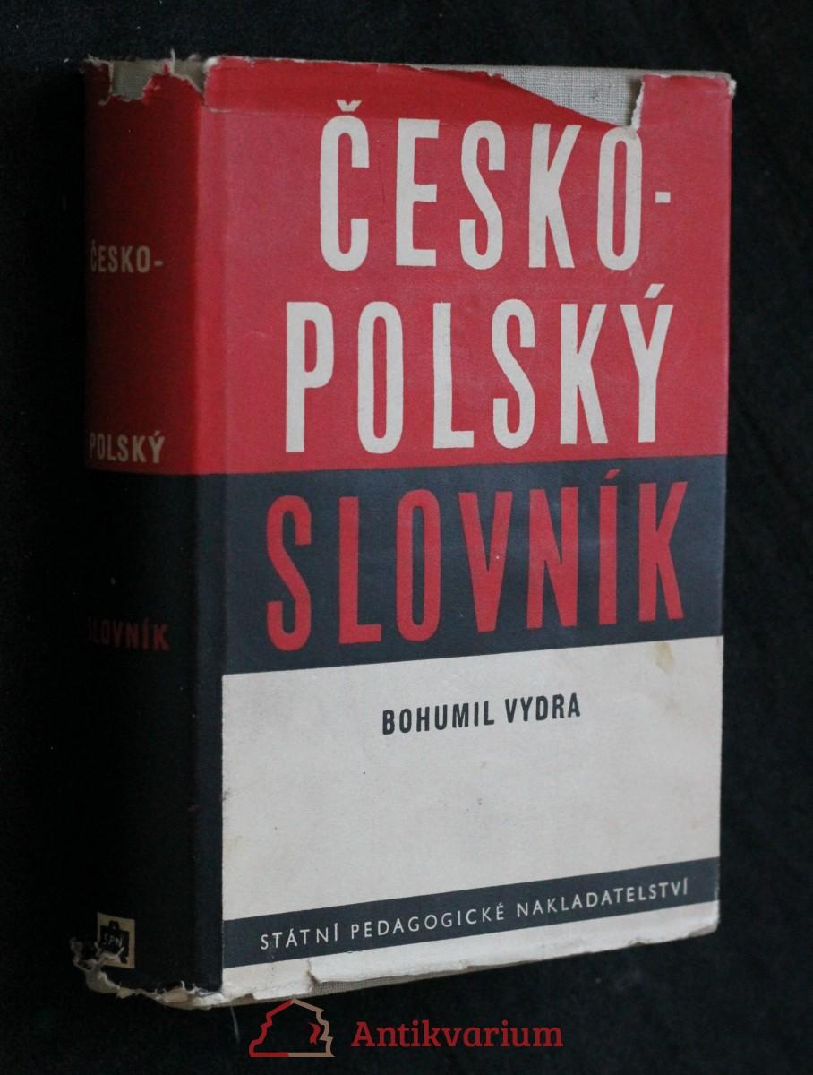 Česko-polský slovník