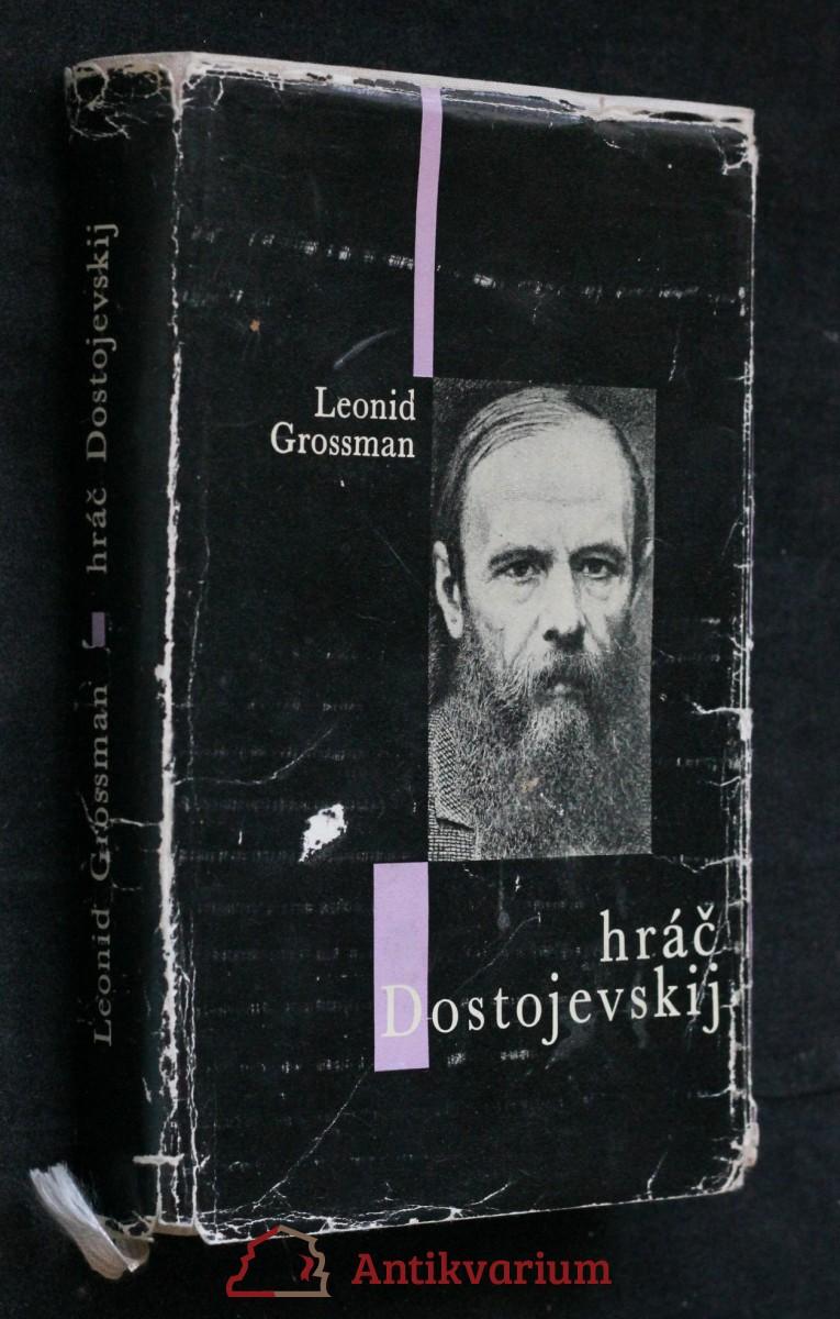 Hráč Dostojevskij