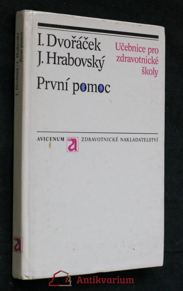 První pomoc : učebnice pro stř. zdravot. školy