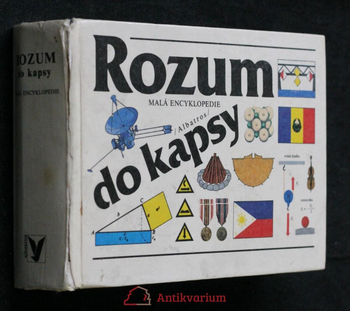 Rozum do kapsy : malá encyklopedie