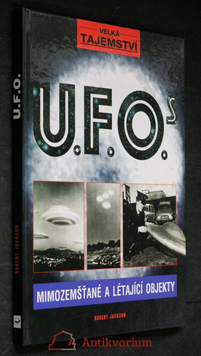 Velká tajemství U.F.O.