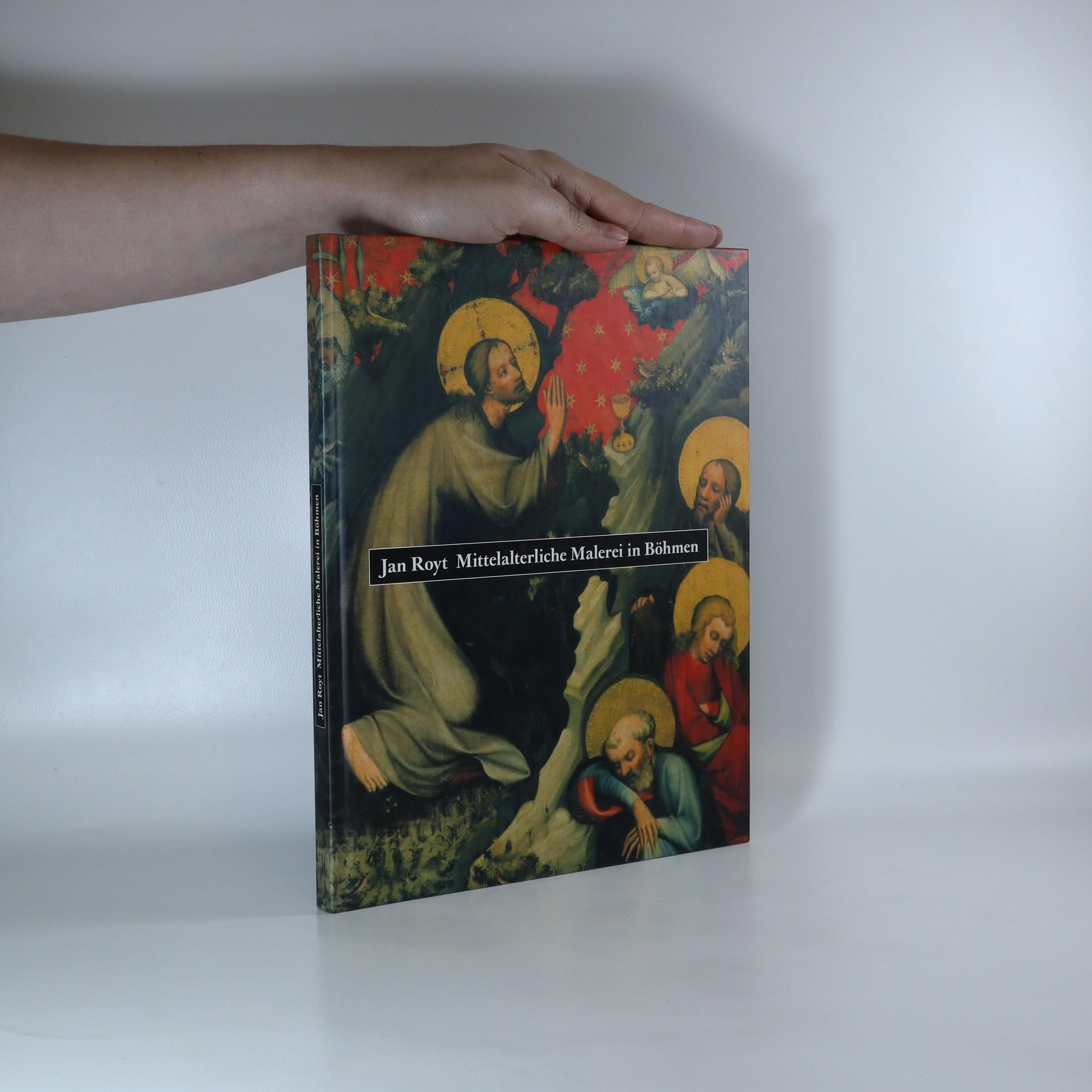 antikvární kniha Mittelalterliche Malerei in Böhmen, 2003