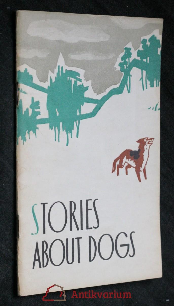 Stories about dogs. Povídky o psech