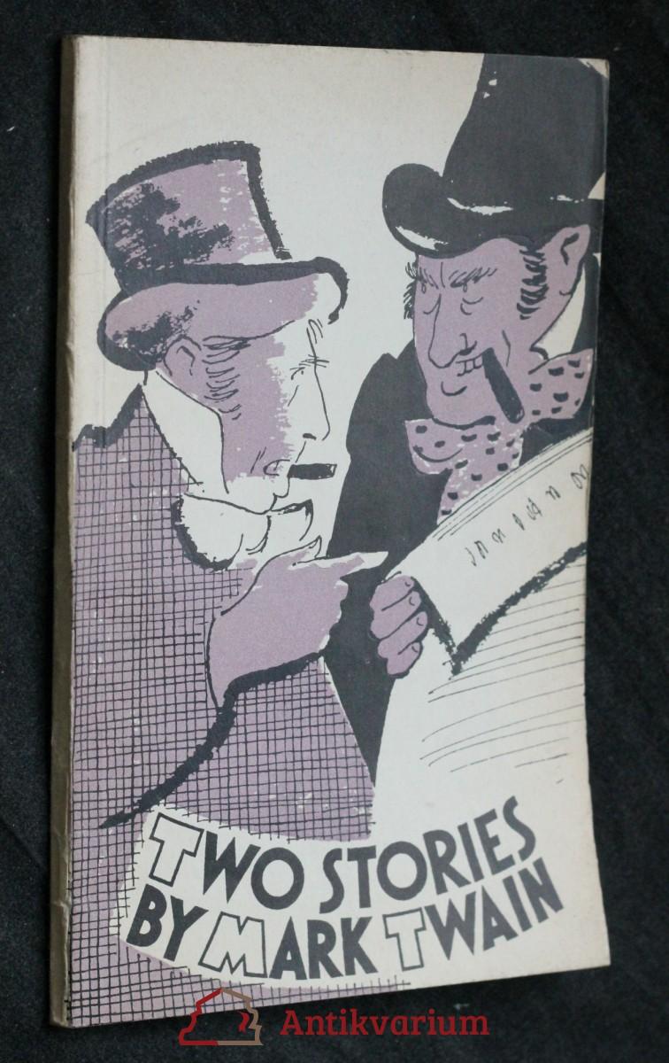 antikvární kniha Two stories. Dvě povídky, 1961