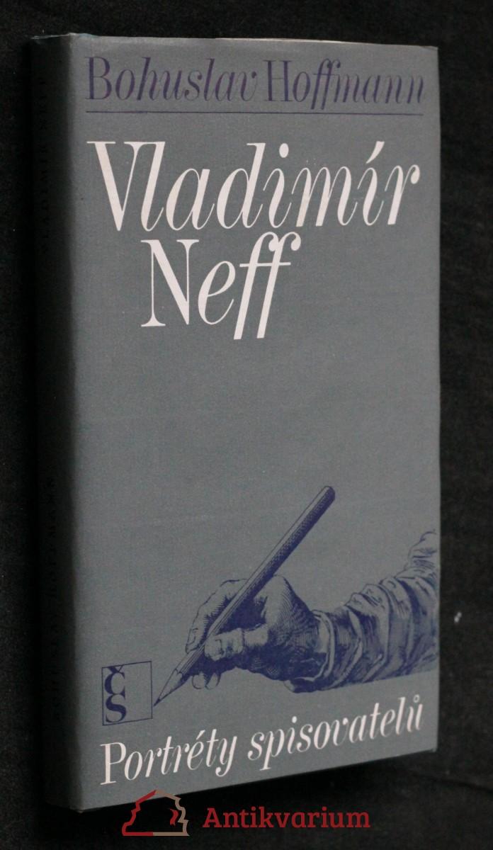 antikvární kniha Vladimír Neff, 1982