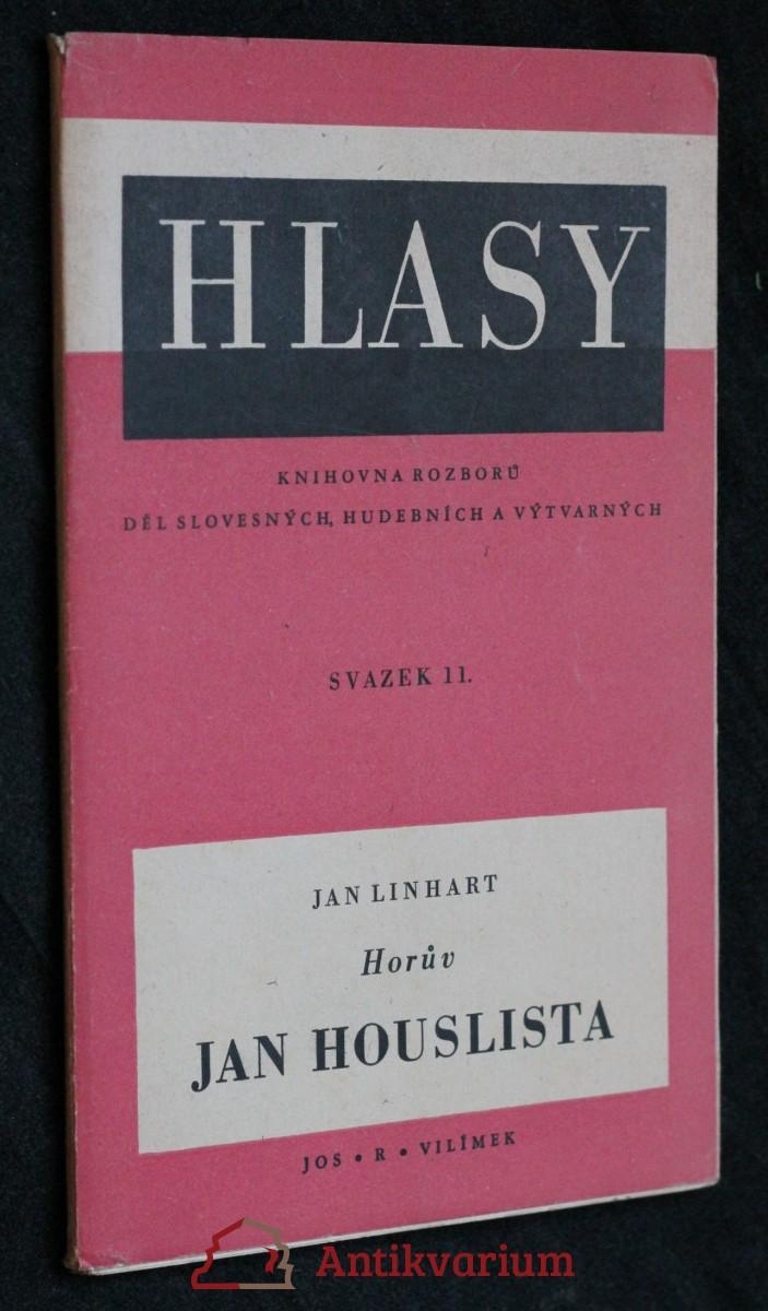 Jan Houslista Josefa Hory