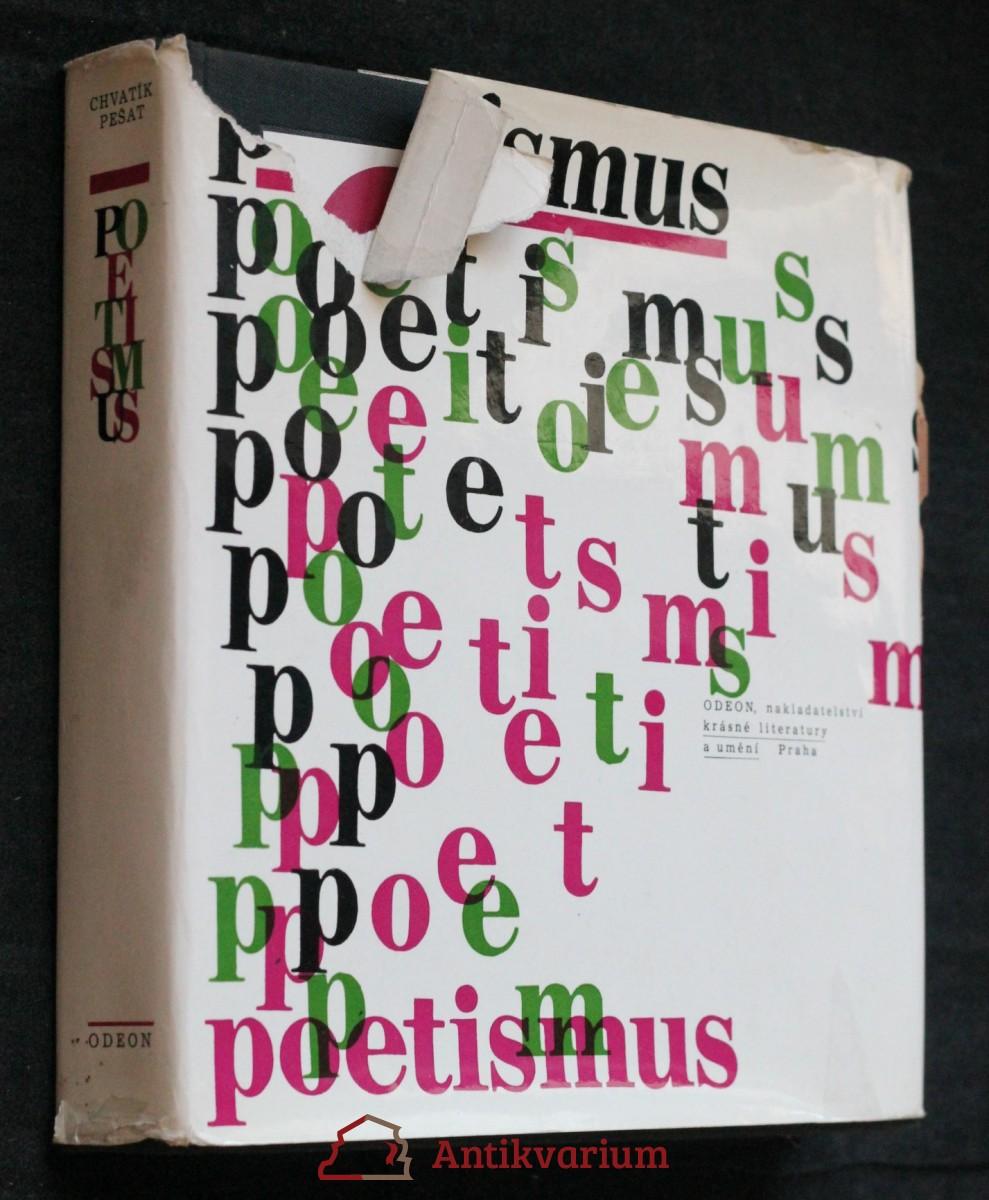 Poetismus : antologie