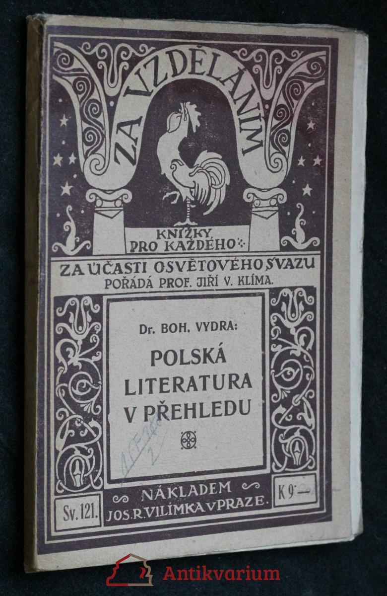 Polská literatura v přehledu