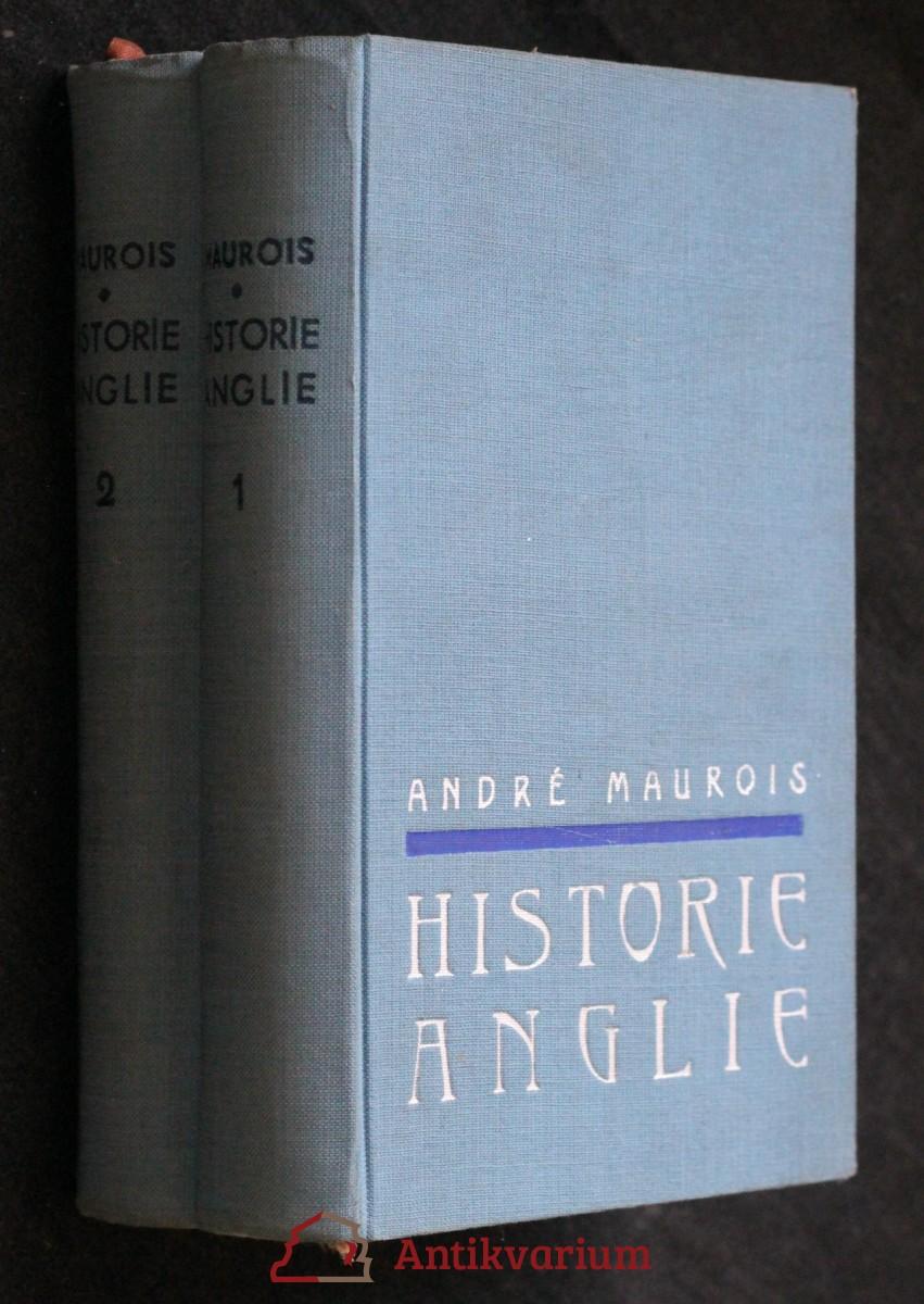 Historie Anglie, 2 svazky