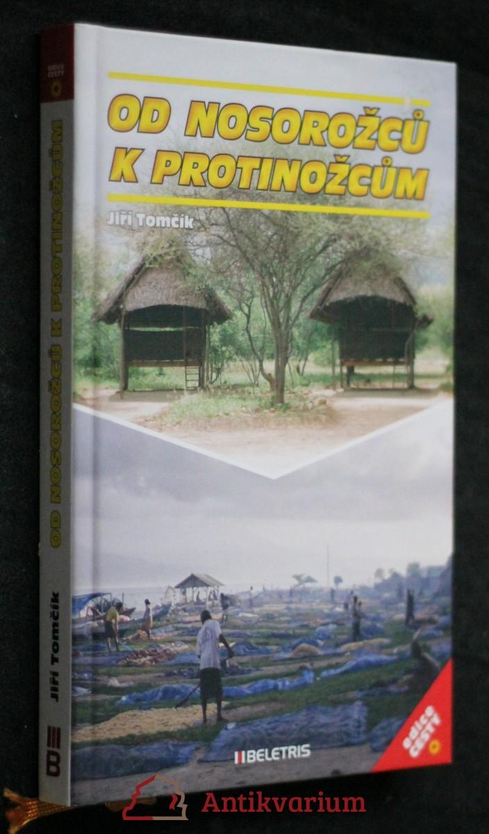 antikvární kniha Od nosorožců k protinožcům, 2012