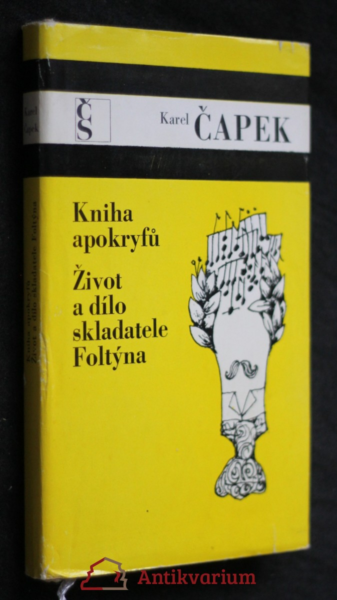 Kniha apokryfů ; Život a dílo skladatele Foltýna