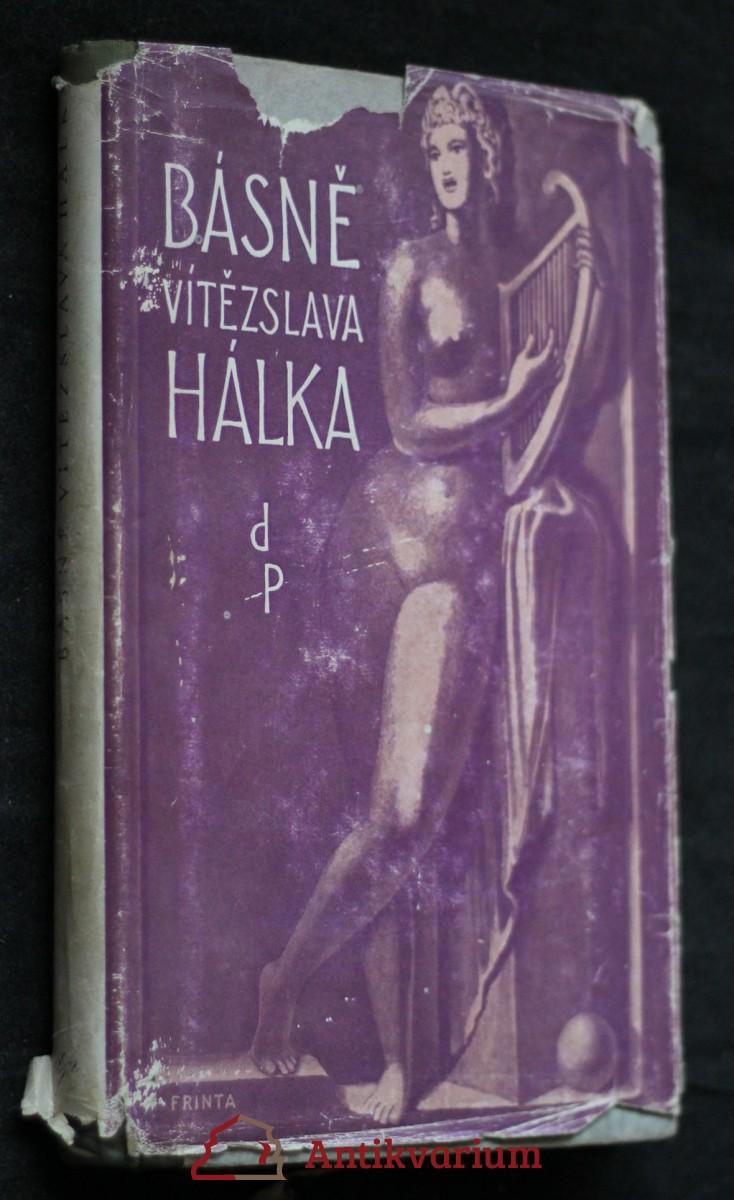 Básně Vítězslava Hálka