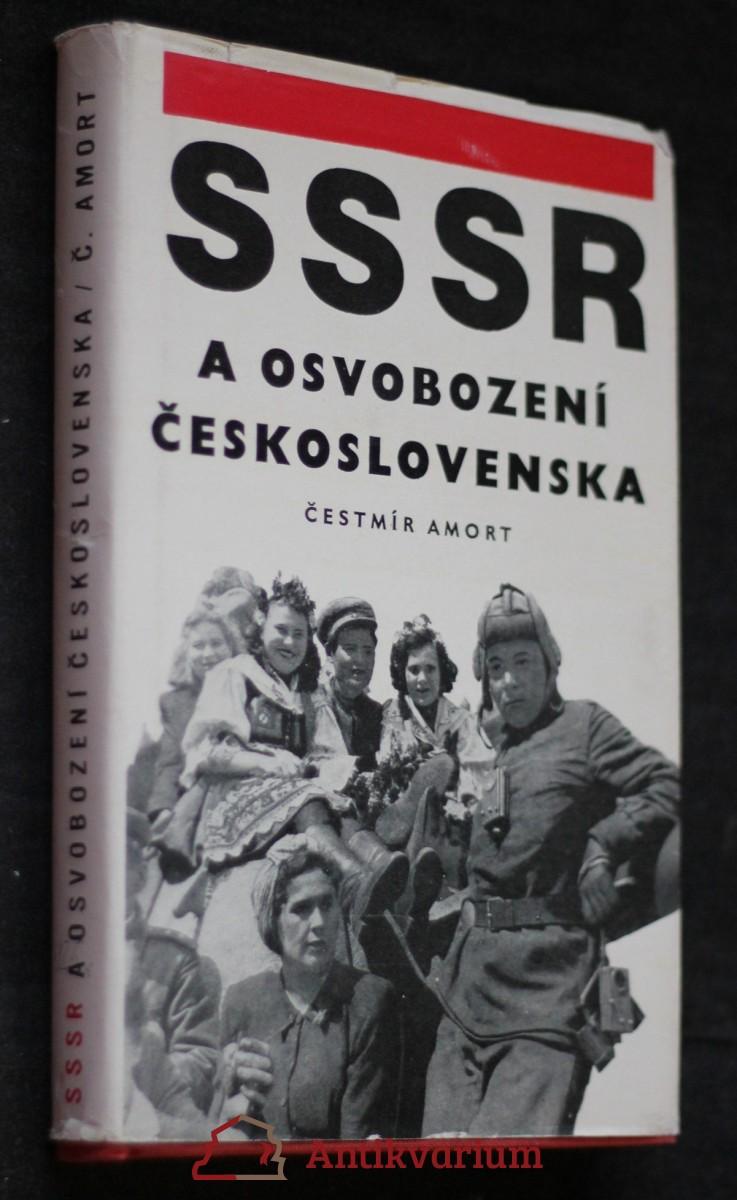 SSSR a osvobození Československa