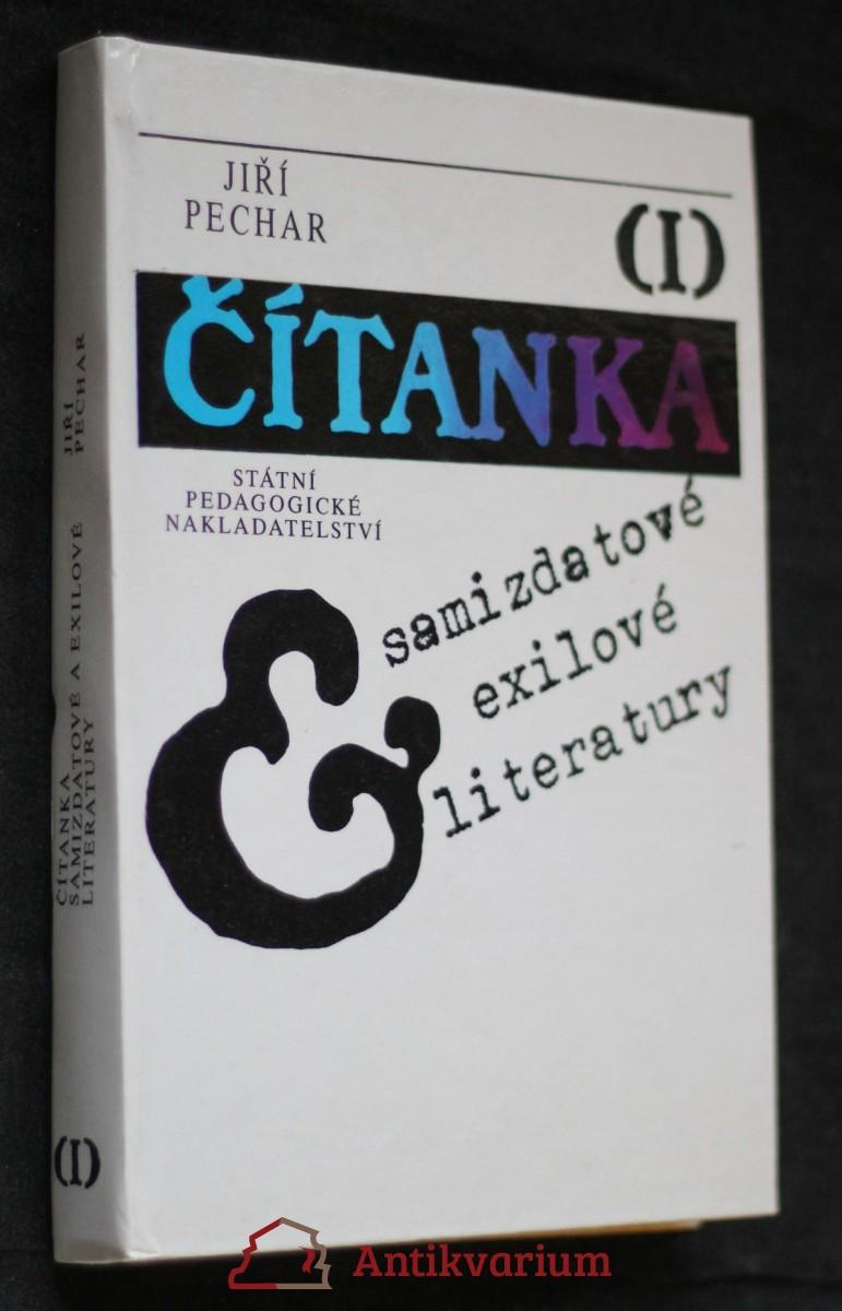 Čítanka exilové a samizdatové literatury
