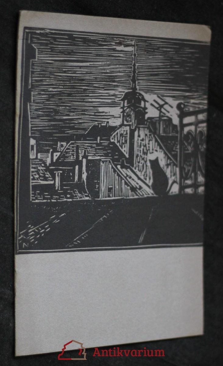 antikvární kniha Město této tváře ..., 1959